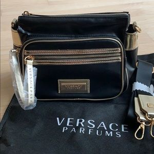 Versace Parfums crossbody bag